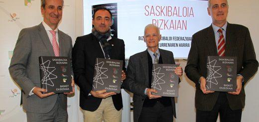 libro basket en Bizkaia