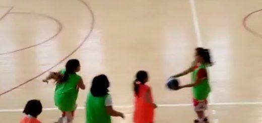 baloncesto formativo Italia
