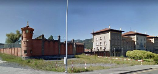 centro penitenciario basauri